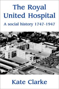 Royal United Hospital book cover
